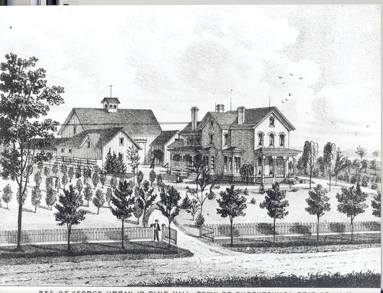 George Urban Estate Late 1800's