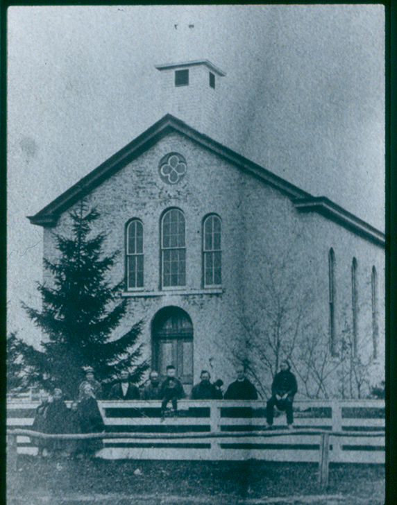 Our Lady Help of Christians Chapel Early 1900's