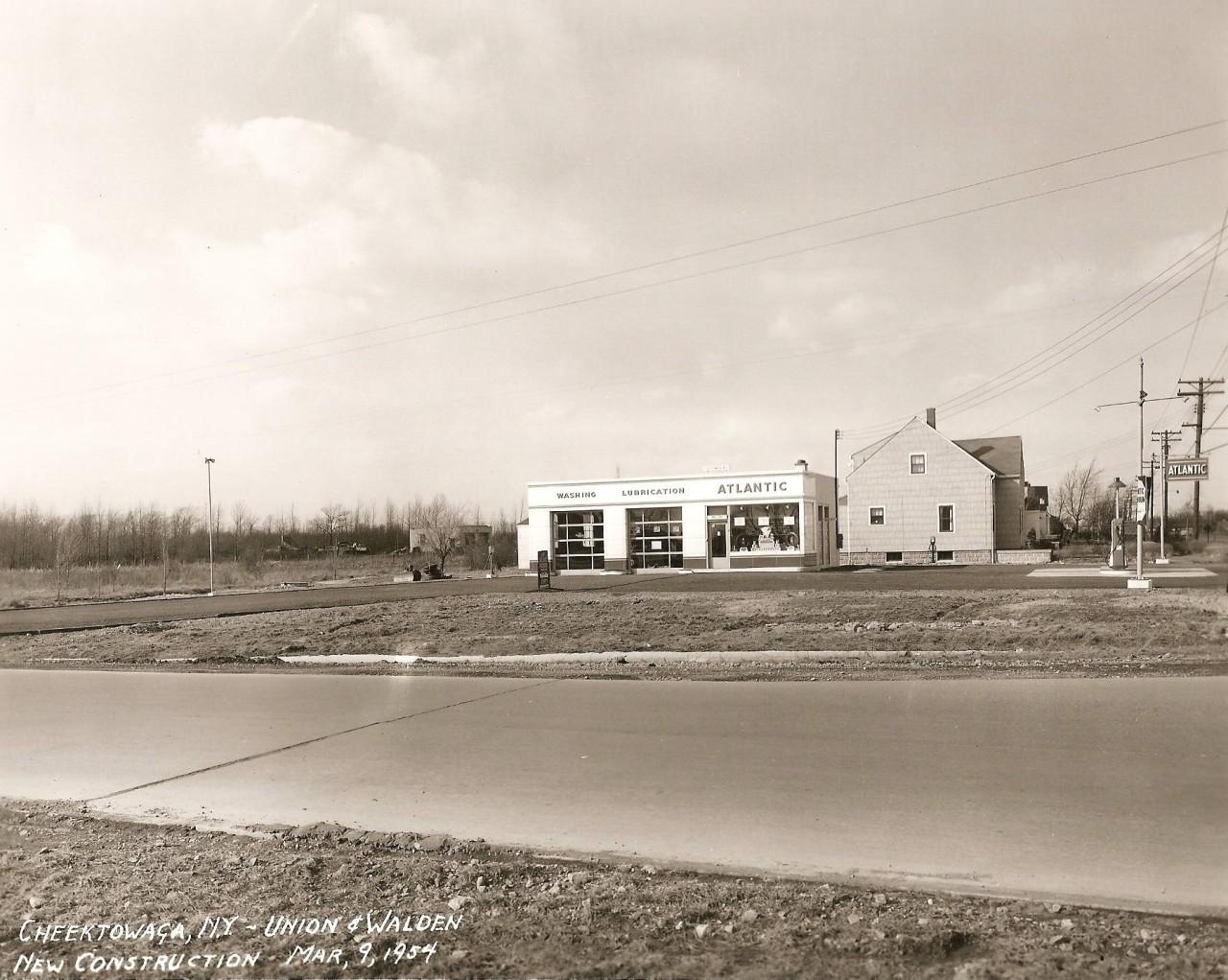 Walden & Union March 9, 1955